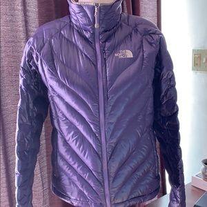Northface flight series puffer jacket